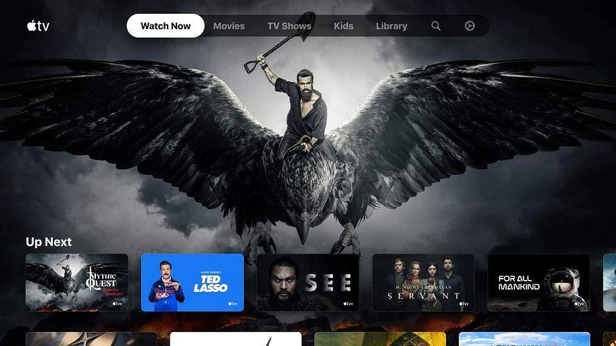 Apple TV zmierza na Xbox Series X