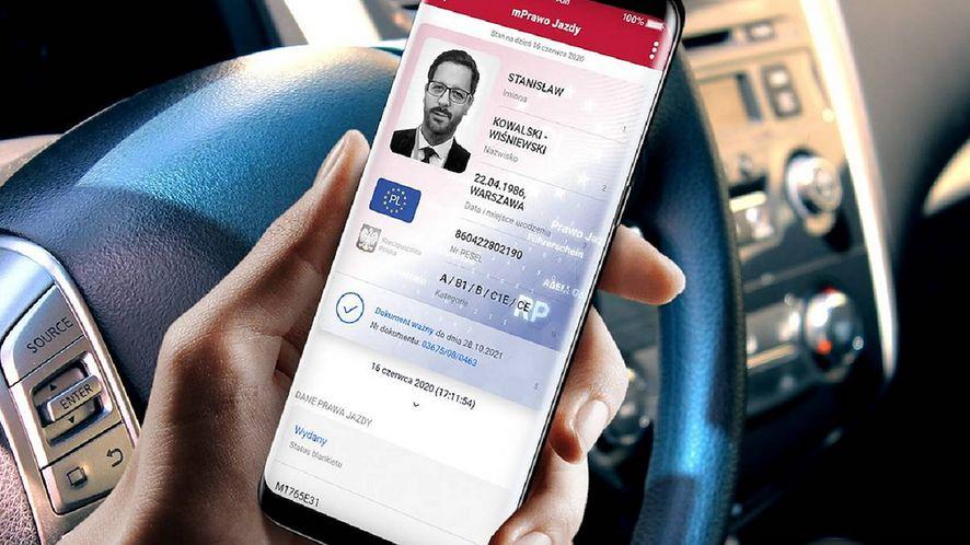 Przestępcy stworzyli fałszywą aplikację mObywatel