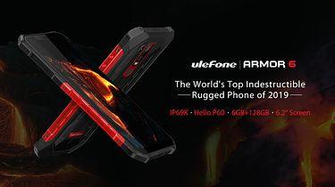Test wydajności Ulefone Armor 6