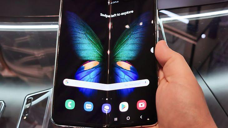 IFA 2019. Samsung Galaxy Fold to coś wielkiego