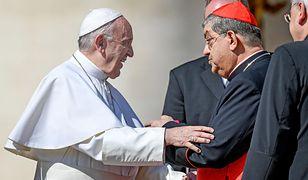 Crescenzio Sepe przekaże dokument o homoseksualnych księżach, na ręce władz Watykanu