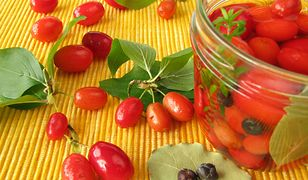 Do przygotowania kiszonki najlepiej wybierać niedojrzałe owoce derenia