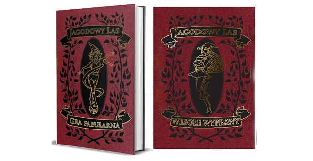 """""""Jagodowy Las"""" to świetna zachęta dla dzieci i rodziców, by poznali magię gier RPG"""