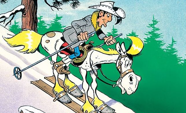 Lucky Luke. Klondike. Tom 65