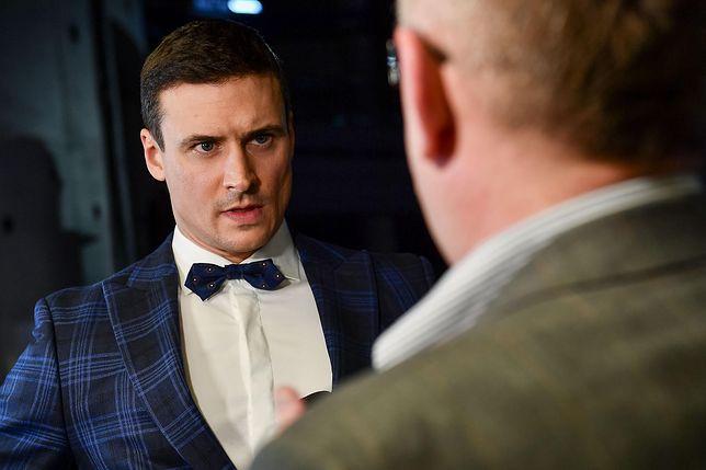 """Mateusz Damięcki podzielił się swoją refleksją na temat wiersza """"Dziękuję"""", który stał się przebojem w social mediach"""