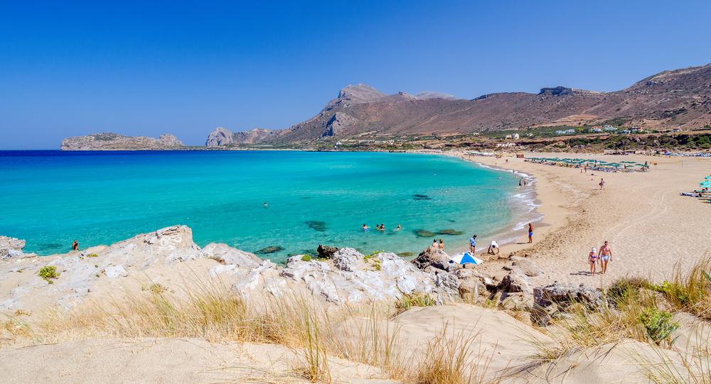 Kreta - wyjątkowe plaże największej greckiej wyspy - WP