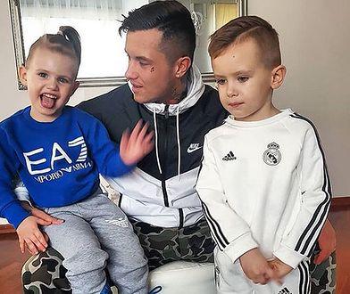 Raper lubi pokazywać zdjęcia ze swoimi dziećmi