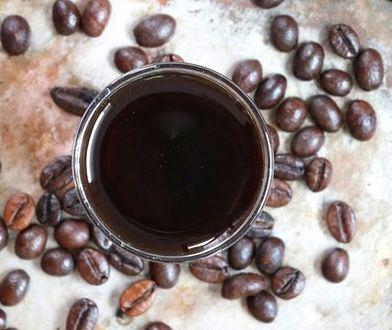 Domowy syrop kawowy