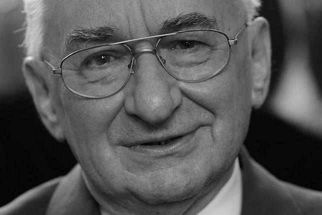 Zbigniew Jujka zmarł w wieku 84 lat