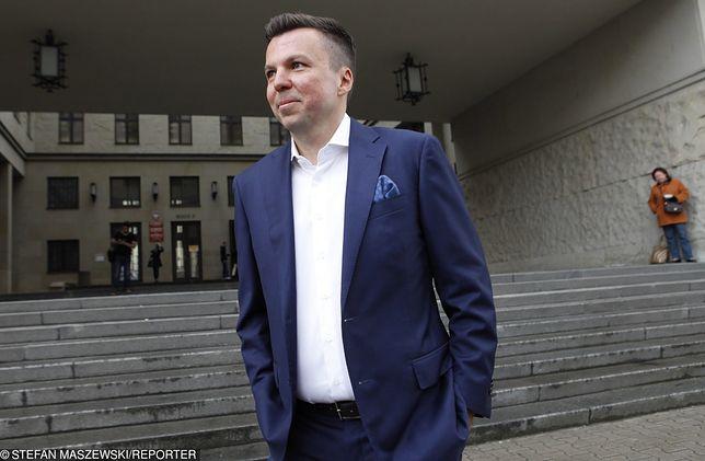 Marek Falenta twierdzi, że o aferze taśmowej wiedzieli politycy PiS