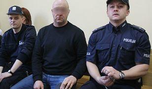 Jacek R. został skazany m.in. za przemyt kokainy