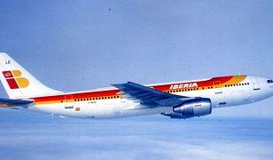 Hiszpania - kobieca załoga samolotów Iberia