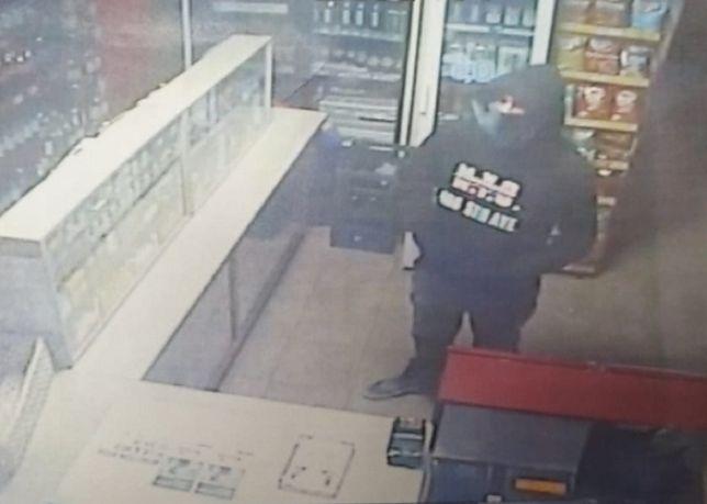 Zabrał ptasie mleczko i uciekł. Szuka go policja.