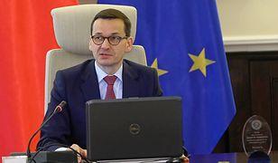 Mateusz Morawiecki uważa, że nowelizacja ustawy o IPN ma służyć przyszłym pokoleniom