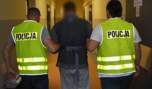 Aresztowano sprawcę brutalnych napaści na mieszkanki Leszna