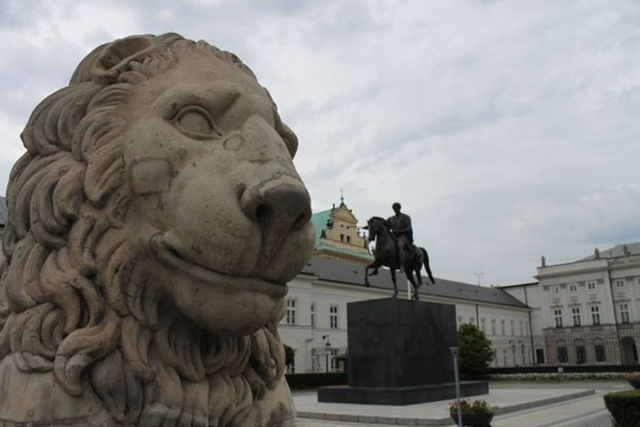 Przed Pałacem Prezydenckim będą kolędować Górale