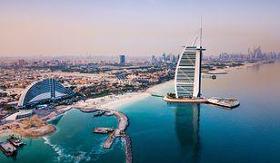 Nowa atrakcja w Dubaju. Zwiedzanie luksusowego hotelu za ponad 400 zł
