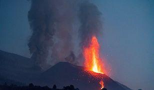 La Palma nadal zmaga się z erupcją wulkanu Cumbre Vieja
