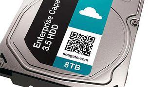 Seagate prezentuje dysk twardy o pojemności 8TB