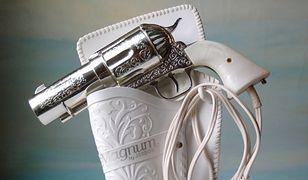 357 Magnum Hair Dryer - suszarka w kształcie rewolweru