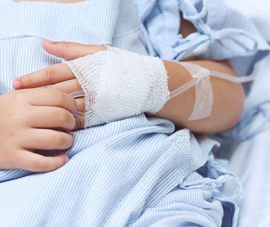 Nieznana choroba atakuje dzieci