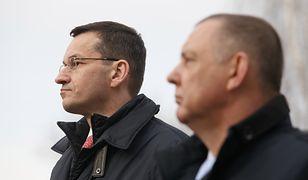 Marian Banaś czeka na stanowisko rządu ws. jego oświadczenia majątkowego