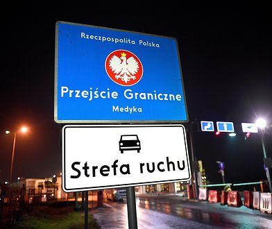 Autokar z prezentami został zawrócony z polsko-ukraińskiej granicy