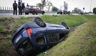 Groźny wypadek w Siedlcu