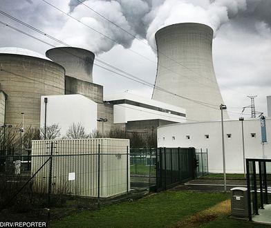 Awaria w elektrowni jądrowej (zdjęcie ilustracyjne)
