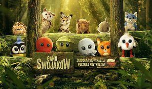 """Biedronka przedstawia nowy gang. """"Swojaki"""" mają pomagać zwierzętom"""