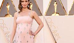 Oscary 2016: ciężarne gwiazdy na czerwonym dywanie