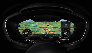 """Audi TT z tytułem """"Connected Car 2014"""""""