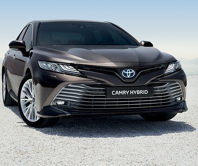 W zestawieniu CR najwięcej modeli w czołowej dziesiątce udało się umieścić Toyocie