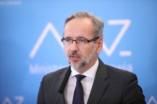 Koronawirus w Polsce. Adam Niedzielski ostrzega. Liczba zakażeń może wystrzelić
