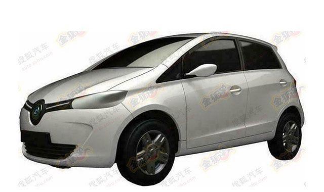 Już powstaje chińska kopia nowego Renault ZOE