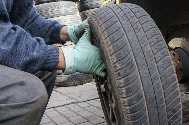 Uszkodzenia większego niż 6 mm nie da się załatać środkiem naprawczym