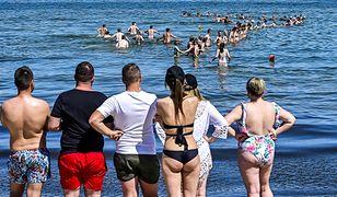 Mężczyzna utonął w Sarbinowie. Do akcji poszukiwawczej włączyli się plażowicze