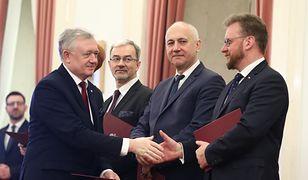 Krzysztof Mieszkowski wyjeździł taksówkami 37 tys. zł.