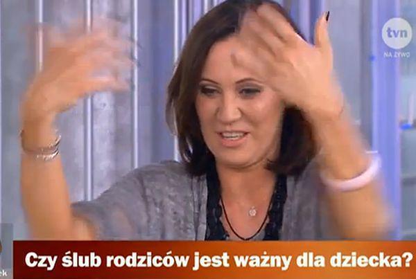 """Anna Nowak-Ibisz: """"Ja ślubu nie chciałam"""""""