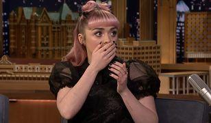 """""""Gra o Tron"""" już za chwilę! A aktorka żartuje."""