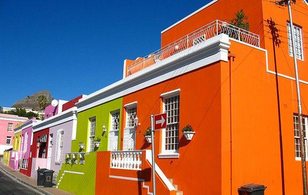 Bo-Kaap, CapeTown, RPA