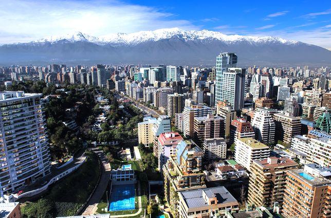 Wakacje na końcu świata - Santiago, Chile