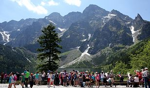 Świadomość turystów jest często uboga, przyznaje TPN
