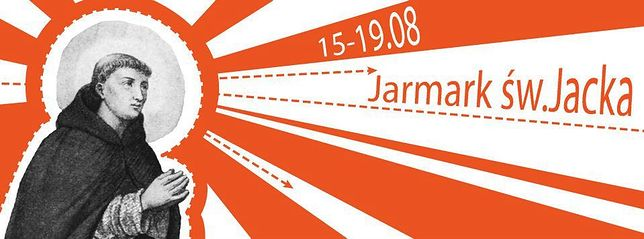 Jarmark św. Jacka 15-18 sierpnia