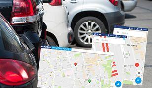 Szukasz miejsca parkingowego? Znajdź je za pomocą aplikacji i strony internetowej