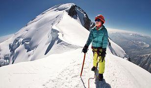 Alexander jest najmłodszym chłopcem w Polsce, który zdobył Mont Blanc