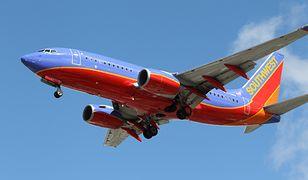 Organ do przeszczepu transportowano samolotem Southwest Airlines