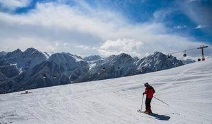 Zima w Południowym Tyrolu - narty w Kronplatz