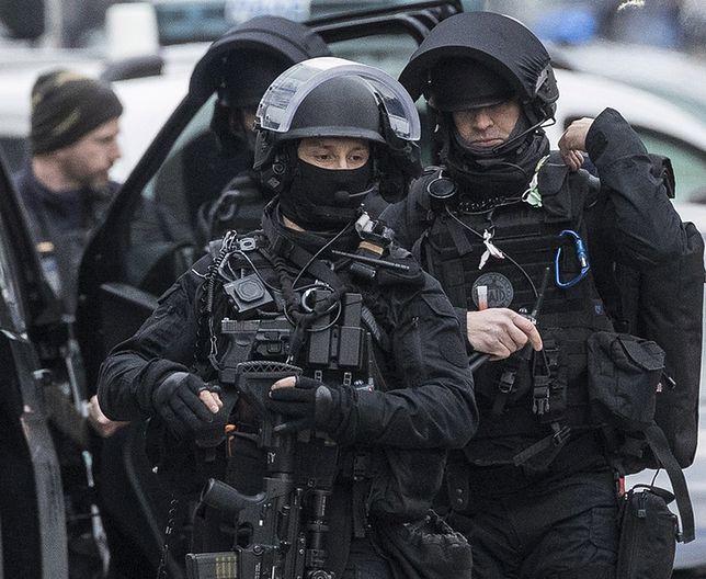 Francuscy antyterroryści w akcji