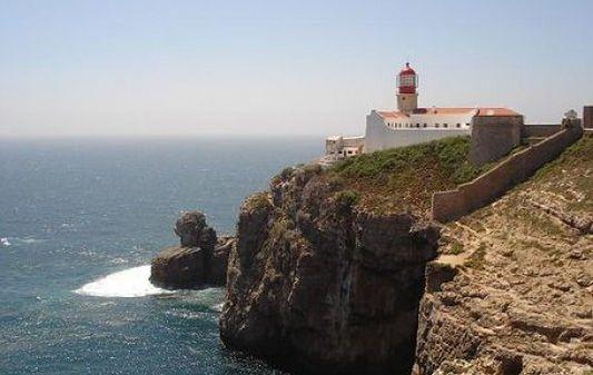 Portugalia z widokiem na ocean